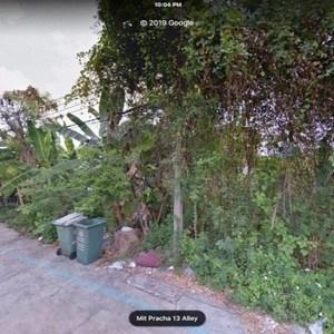 ให้เช่า ที่ดิน นนทบุรี ใกล้อิมแพ็ค ซอย มิตรประชา 13 บ้านใหม่ ปากเกร็ด ซุปเปอร์