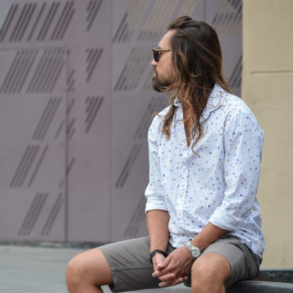 Camisa manga larga pedris