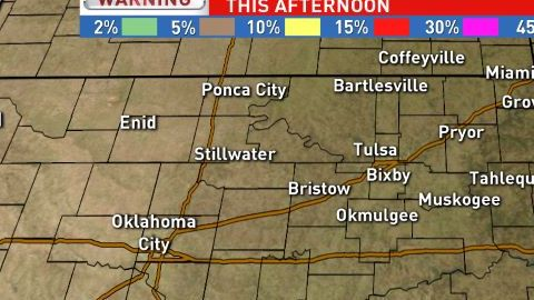 HD Decor Images » Tulsa Maps   News  Weather  Sports  Breaking News   KTUL Tornado Chances