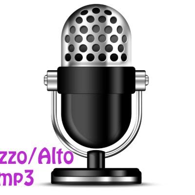 Mezzo/Alto YouTube Warm-up mp3