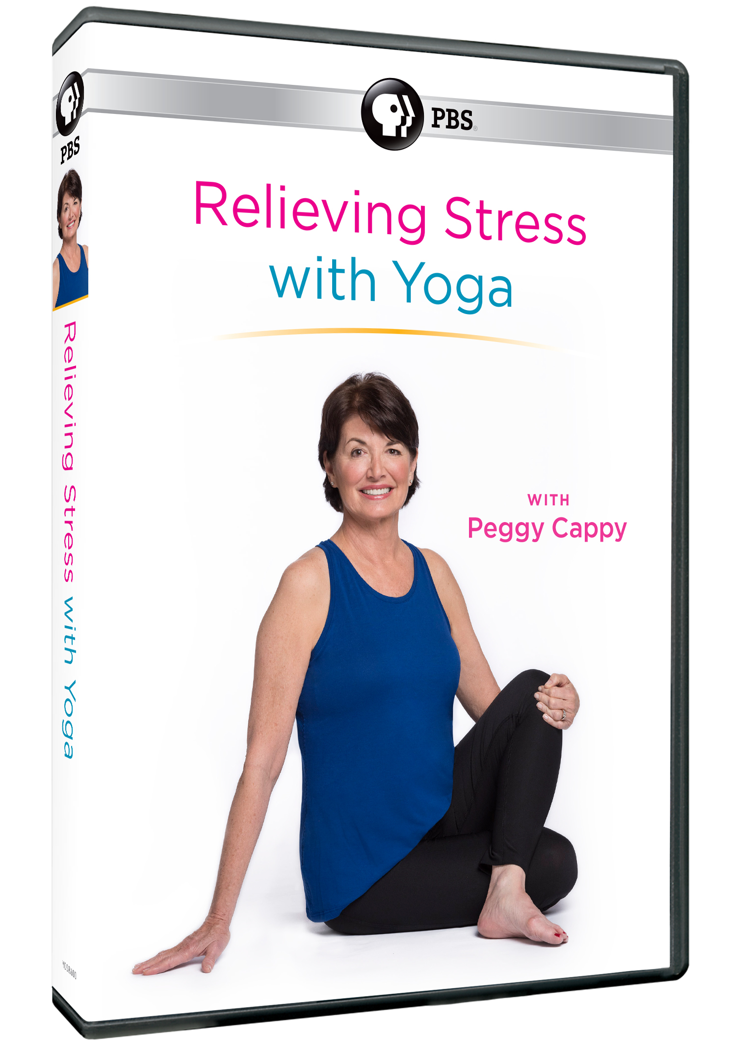 Relieving Stress With Yoga With Peggy Cappy Ktwu