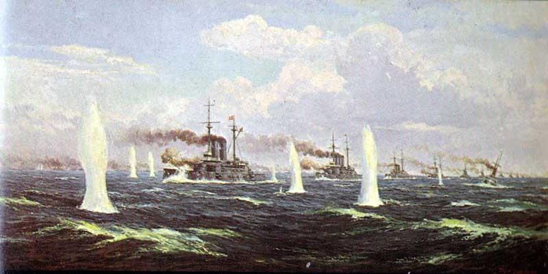 「日本海海戦」の画像検索結果