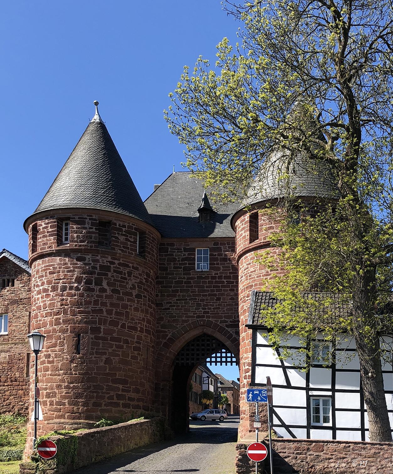 Altes Stadttor von Nideggen: Dürener Tor