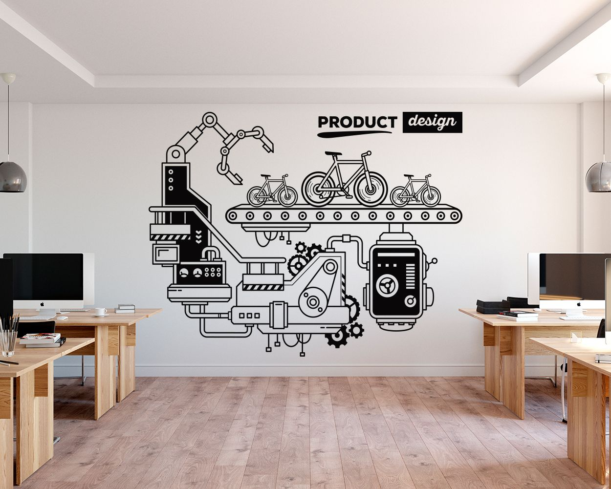 Product Design Office Wall Decor
