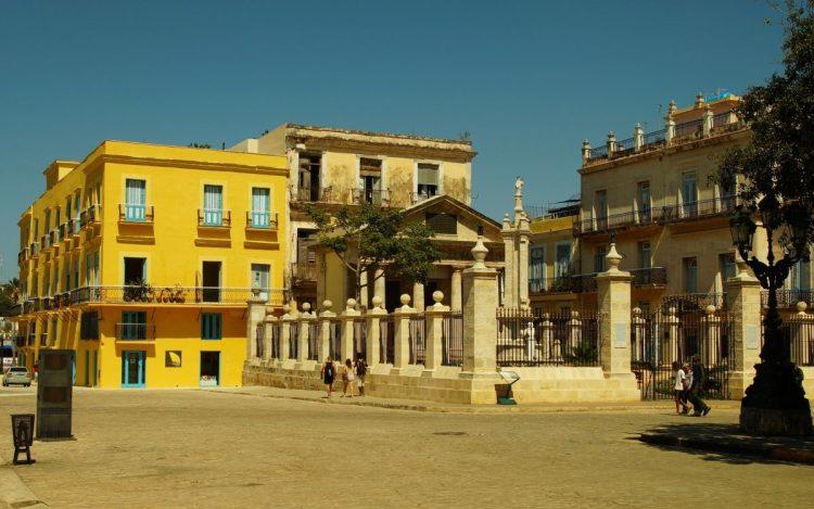 Plaza de Armas La Habana Vieja (Kuba 2019)