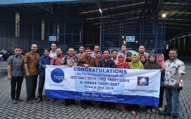 Team PT. Bangun Kubah Sarana
