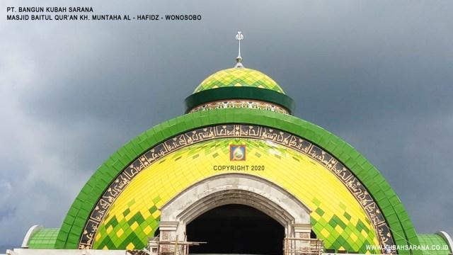 Masjid Baitul Qur'an KH. Muntaha Al-Hafidz - Wonosobo