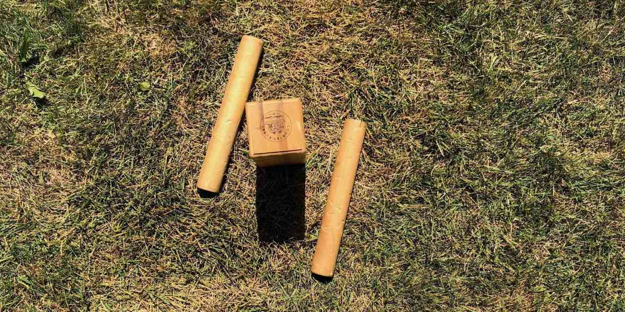 New to Kubb: King Toss