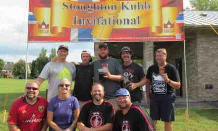 Stoughton Kubb Invitational Recap 2018