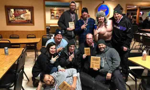 TRF Winter Kubb Championship 2019 Recap