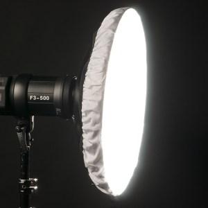 Beauty Dish 50cm Blanco