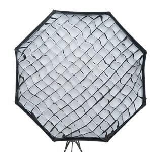 Octabox plegable 110cm CON GRID