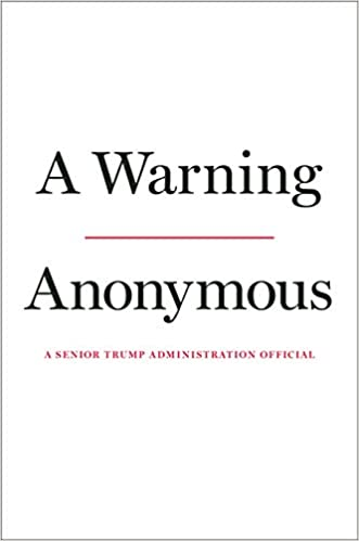 A Warning Anonymous 9781538718469