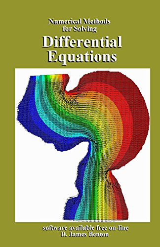 Differential Equations Numerical Methods for Solving  Benton, D. James Kindle Store