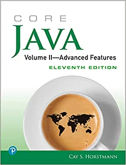 Core Java, Volume II--Advanced Features (Core Series) 11, Horstmann Cay S.