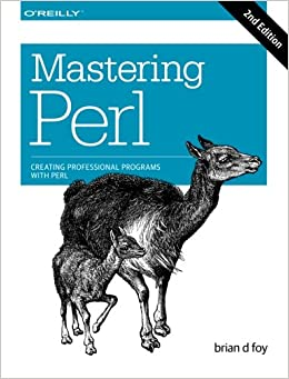 Mastering Perl Creating Professional Programs with Perl foy, brian d 9781449393113
