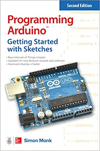 Programming Arduino Getting Started with Sketches (Tab), Monk, Simon
