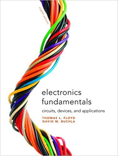 Electronics Fundamentals Circuits, Devices & Applications Floyd, Thomas, Buchla, David 9780135072950