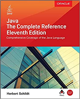 Java The Complete Reference, Eleventh Edition Schildt, Herbert 9781260440232