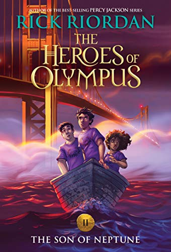 The Son of Neptune (The Heroes of Olympus  2) - Kindle edition by Riordan, Rick. Children Kindle  @ .