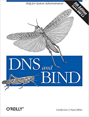 DNS and BIND (5th Edition) Liu, Cricket, Albitz, Paul 9780596100575