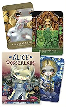 Alice The Wonderland Oracle Cavendish, Lucy, Becket-Griffith, Jasmine 9780738759937
