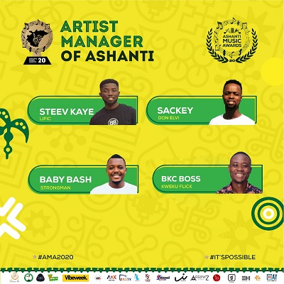 The Artist Manager Of The Year