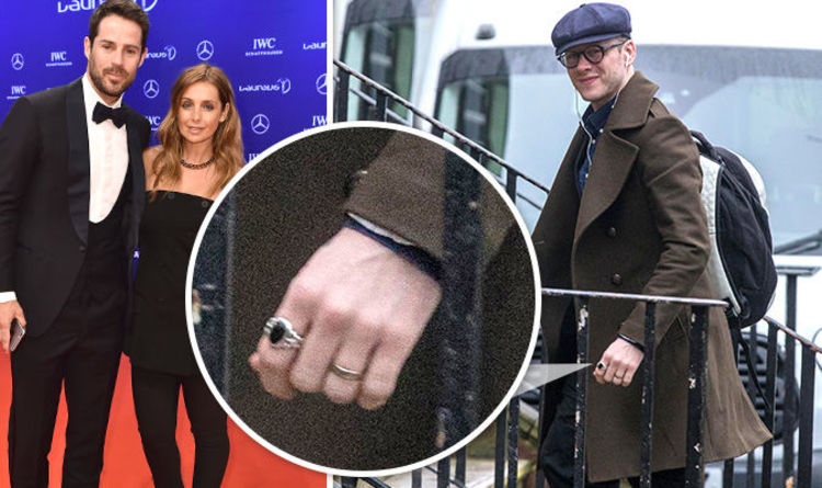 Strictlys Kevin Clifton defiantly keeps wedding ring ON amid Louise
