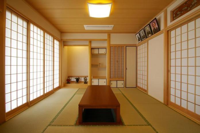 YYプロジェクト_和室