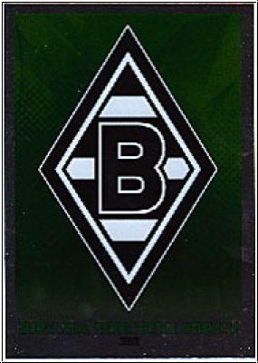 fussball 2009 10 topps match attax no 391 logo m gladbach
