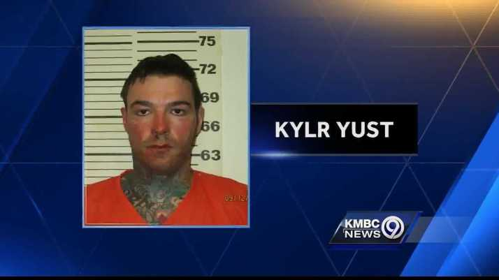 Documents reveal items taken after Kylr Yust's arrest