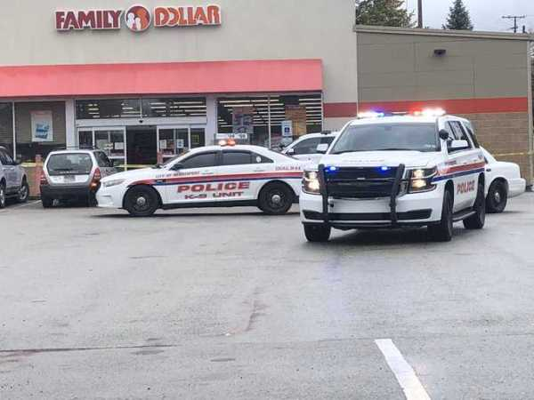 Police respond to Family Dollar in McKeesport after reports of shooting