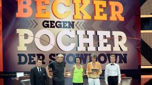 Becker gegen Pocher