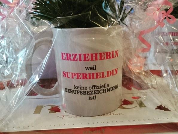 Tasse Erzieherin Geschenk Geschenkidee Last Minute Geschenk