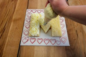 Letter Cake Number Cake Anleitung