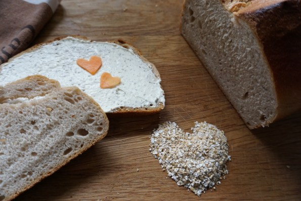 Brot, Brot Rezept, Rezept für Joghurt-Dinkelbrot, Dinkelbrot, Joghurtbrot, einfaches Brotrezept, Joghurtbrot Rezept
