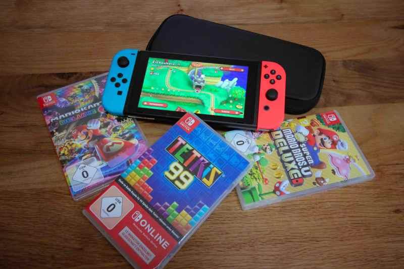 Nintendo Switch - Spielspass für groß und klein