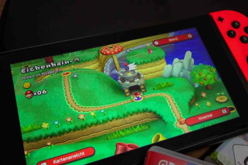 Nintendo Switch - Spielspass für groß und klein (14)