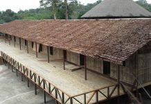 The Redeems Bidayuh Long House - KUCHINGBORNEO