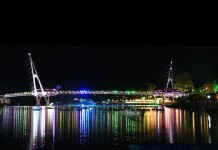 Darul Hana S Bridge Kuching - Photo by Pro Steve