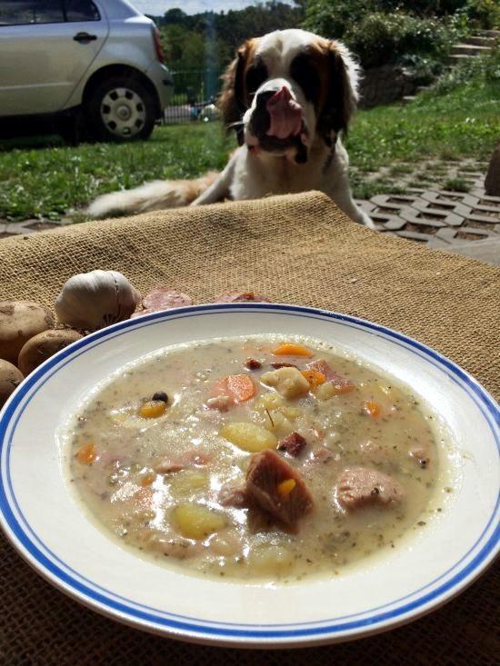 zupa ziemniaczana pyszna