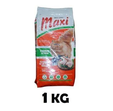 Harga Makanan Kucing Maxi