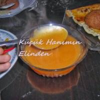 Ege Usûlü Tarhana Çorbası