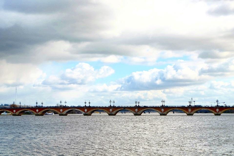 bordeaux- pier - bridge