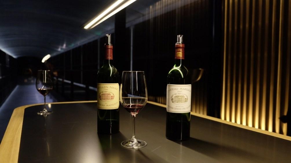 chateau dagassac - medoc - bordeaux - kucuk martha - wine tasting 2