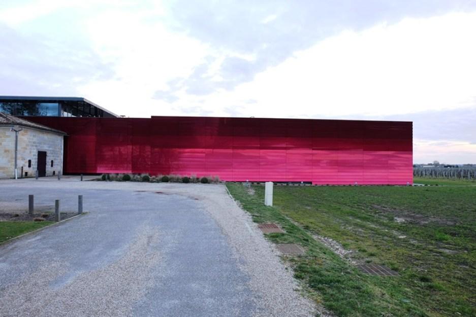 kucuk martha- saint emilion - la terrase rouge