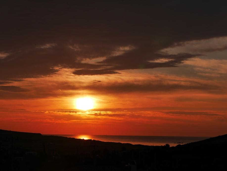 Bozcaada-Küçük Martha-Günbatımı - Harmani Tatil Çiftliği