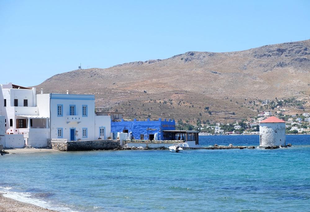 Küçük Martha - Gastronomi Rotası - Leros - Mylos Fish Restaurant 6