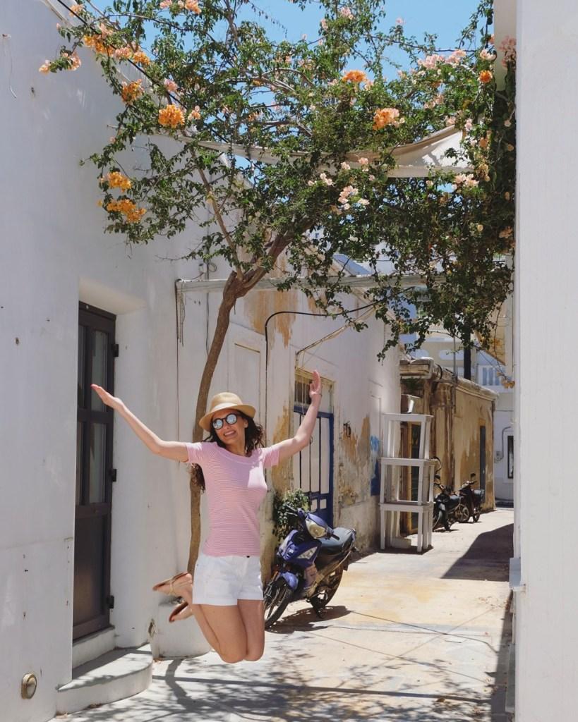 Küçük Martha - Gastronomi Rotası - Leros streets 4