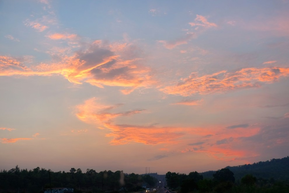 Selimiye-Küçük Martha-Marmaris-sunset